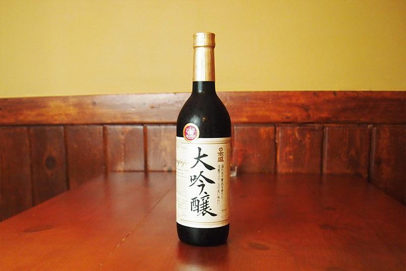 Japanese Sake, Nihonsakari Daiginjo