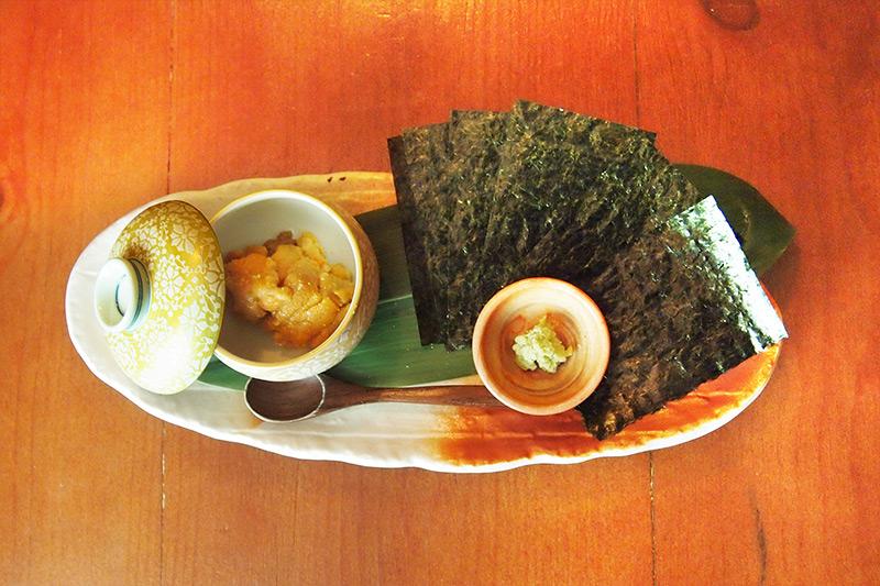 Uni (Sea Urchin) Tsumami